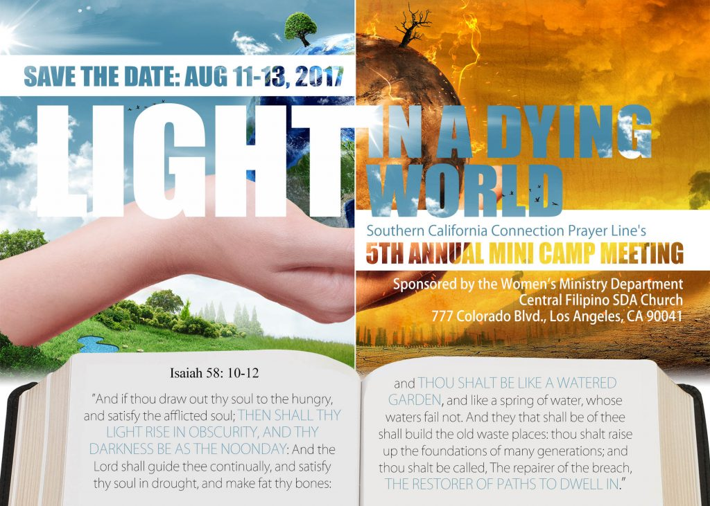 Light In A Dying World Campmeeting